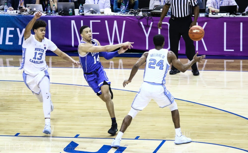 <p>North Carolina is the top seed in the Midwest region.</p>