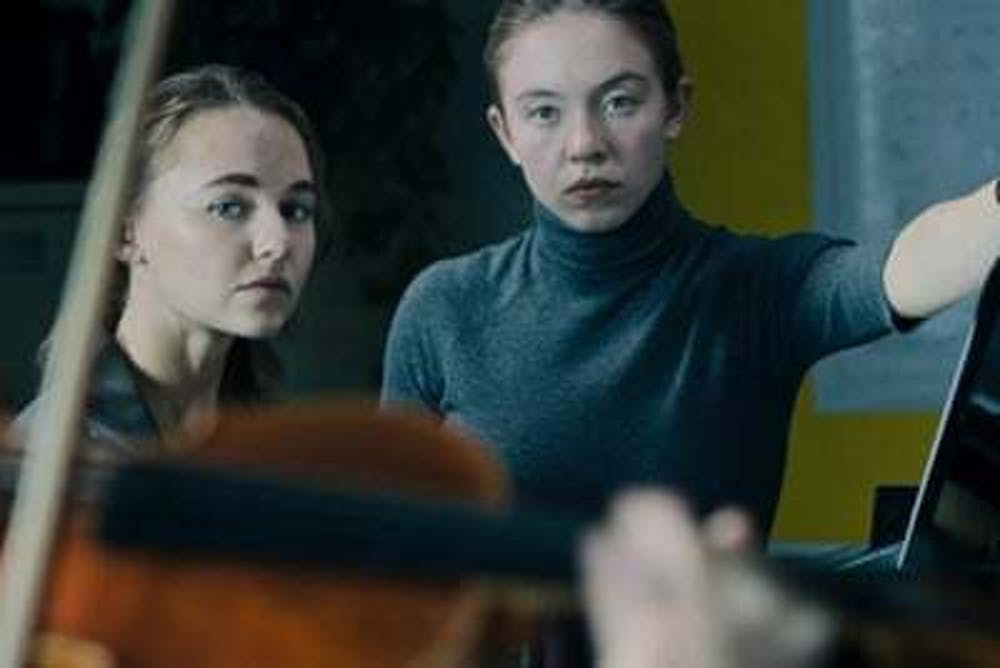"""<p>While not without its flats and sharps, """"Nocturne"""" is a chilling melody of resentment and revenge just ripe for Halloween viewing.</p>"""