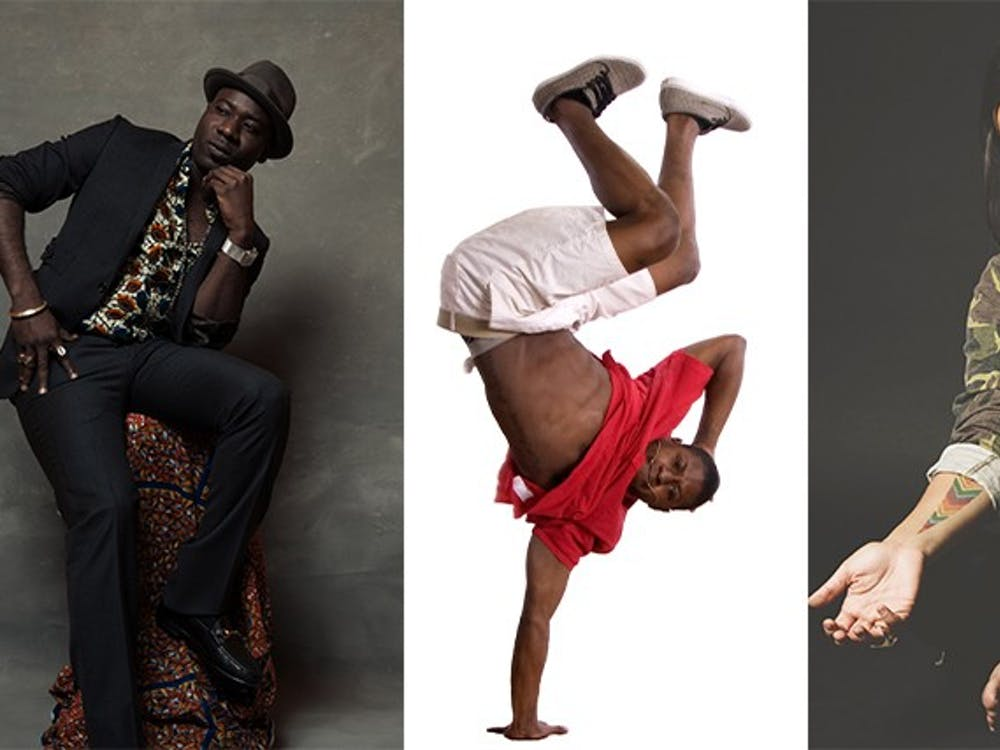 Blitz the Ambassador, Rennie Harris Puremovement dancers and Ana Tijoux will perform at Duke this Fall.