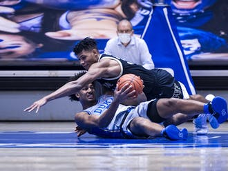 Duke can't be afraid to get physical if it hopes to take down Pittsburgh Tuesday night.