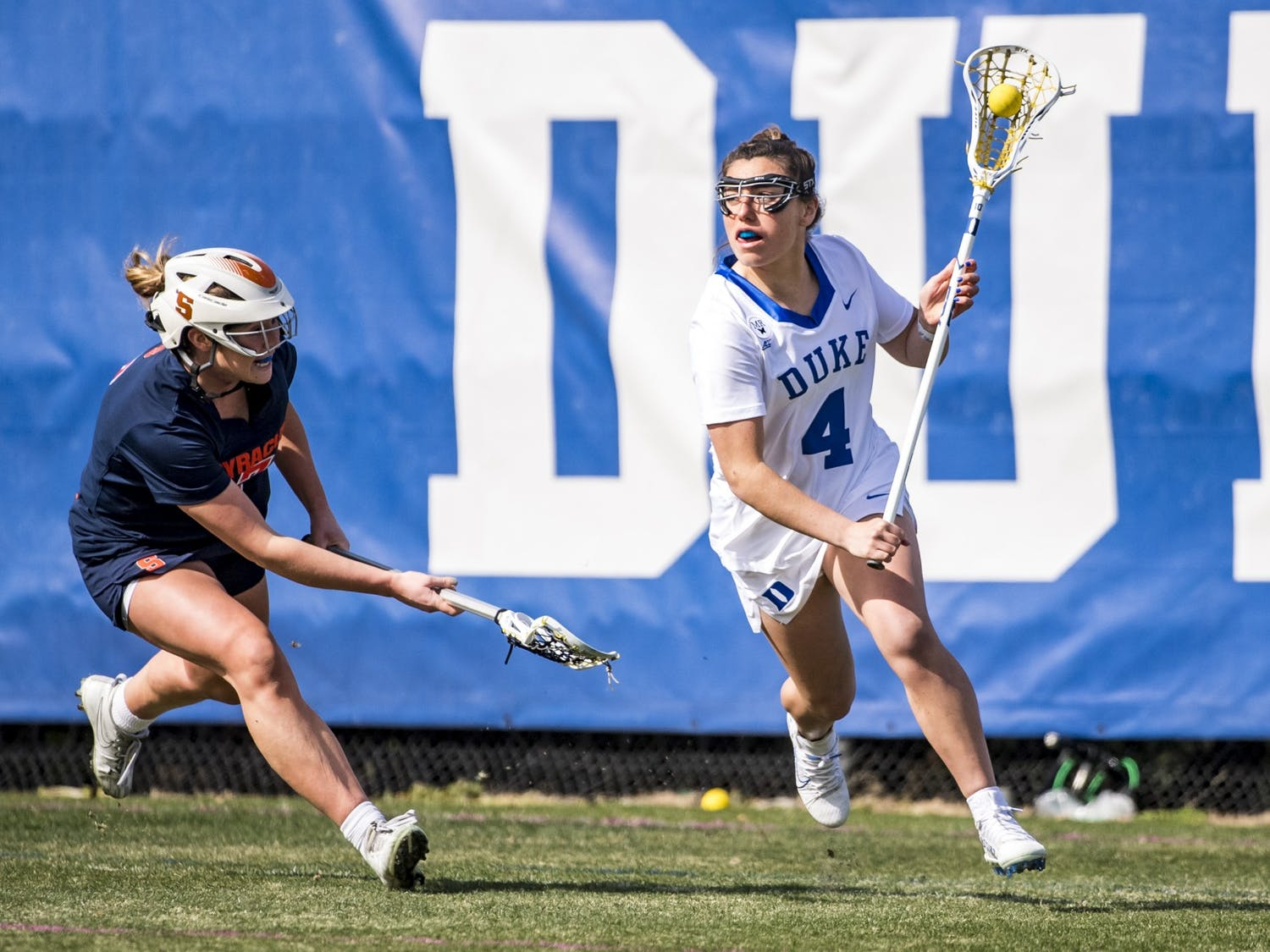 Duke fell to its second top-2 opponent in the span of eight days.