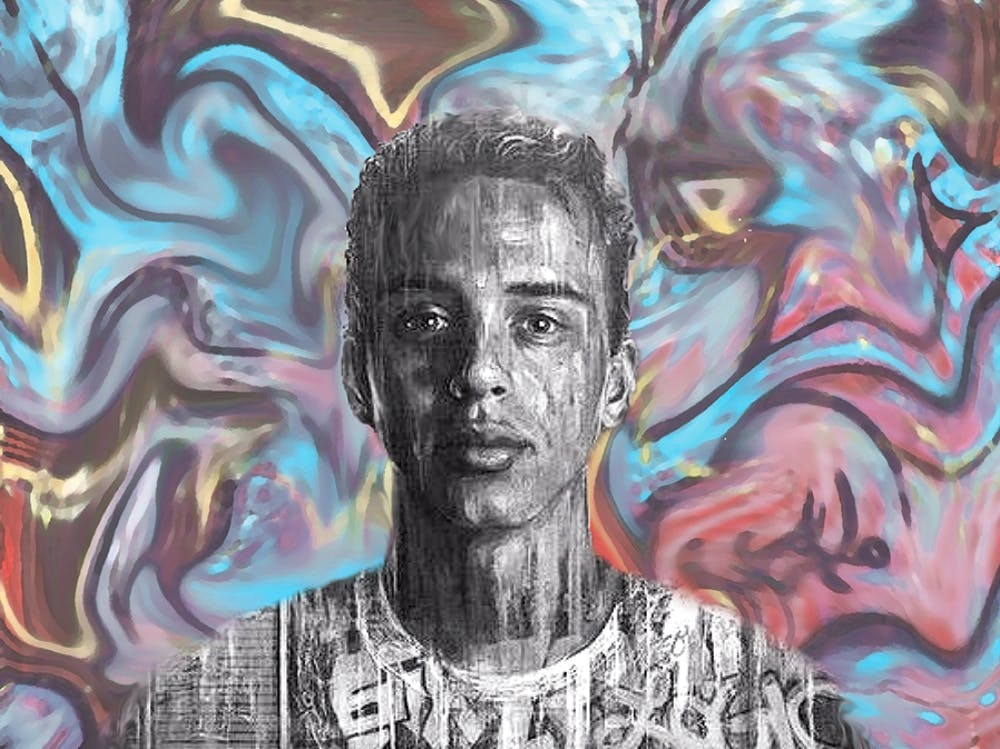"""Logic's 2014 debut album, """"Under Pressure,"""" was a peak for the rapper that he hasn't matched since."""