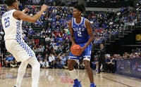 Duke stomped on the Wildcats in the Champions Classic.