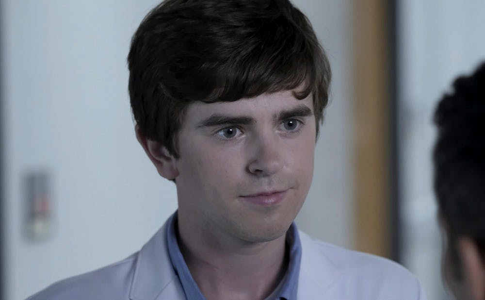 "Freddie Highmore stars in ""The Good Doctor,"" a show that tends to fit the label of a ""guilty pleasure."""