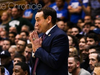 Head coach Mike Krzyzewski will have the option of playing Wendell Moore Jr. or Trevor Keels as the fifth player in the lineup during closing time.