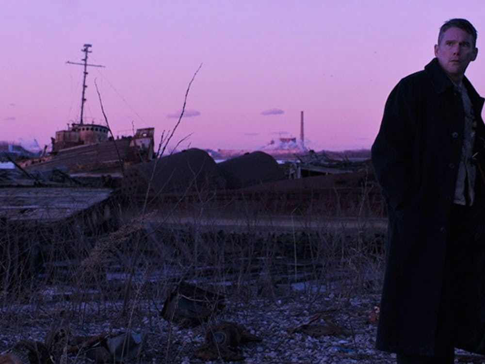 """First Reformed,"" starring Ethan Hawke as the reverend of an old church in upstate New York, is a deep character study of a tormented American soul."
