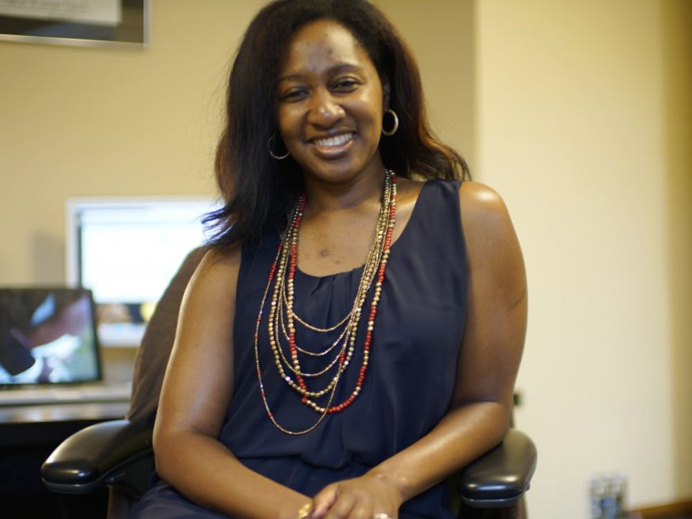 Stephanie Helms Pickett is the new director of the Women's Center, which celebrated its 25th anniversary this year.