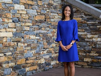 King will become the first woman and first person of color to helm the athletics department for Duke.
