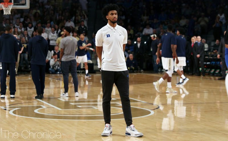 Marvin Bagley III is not as effective on defense as some of his frontcourt peers when he is on the floor.