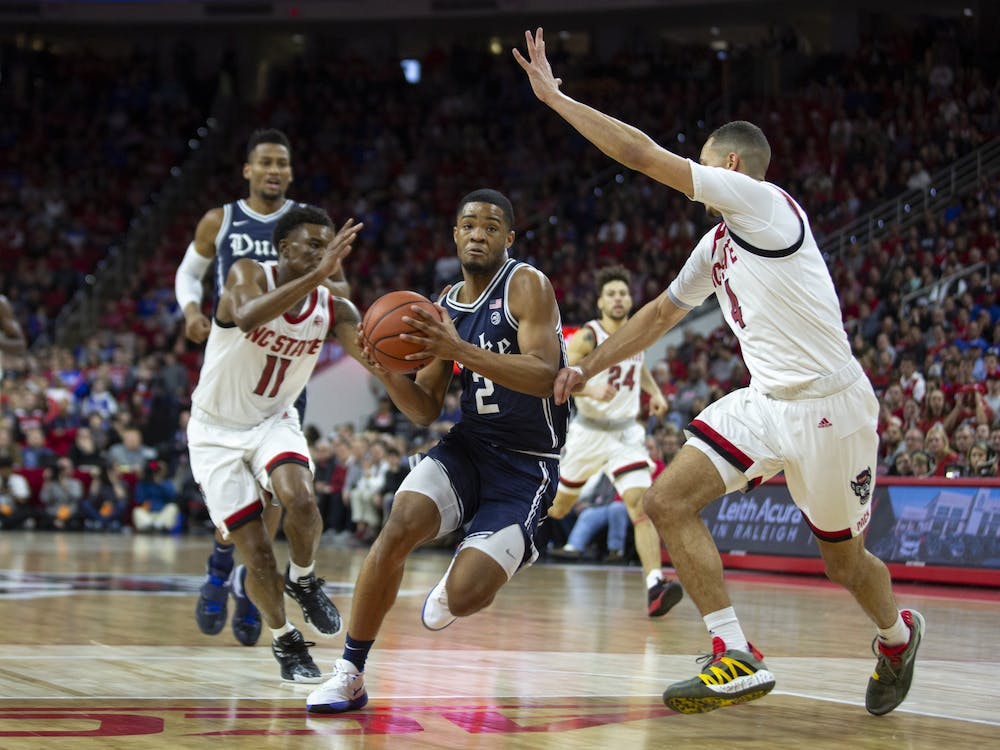 <p>After shaking off rust against N.C. State, Cassius Stanley could be the key to early energy against the Hokies.</p>