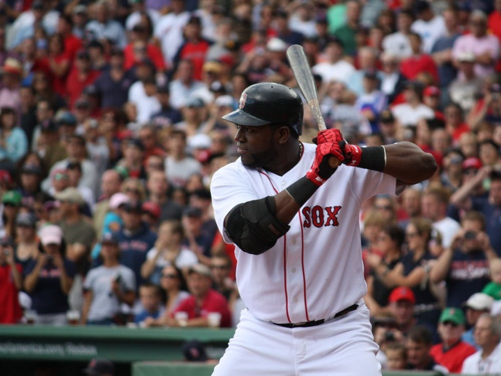 David Ortiz and the Boston Red Sox are involved in a hectic Wild Card race in the final monthof the MLB regular season.