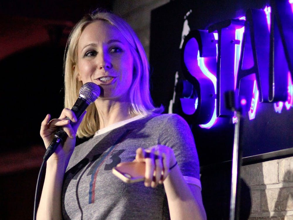 Comedian Nikki Glaser will perform as a part of DUU's Speakers and Stage series.