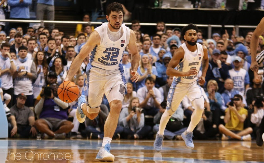 0f382cd0d117 Five observations from Duke s first half against North Carolina ...