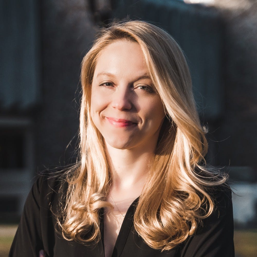 Ashley Jardina, assistant professor of political science