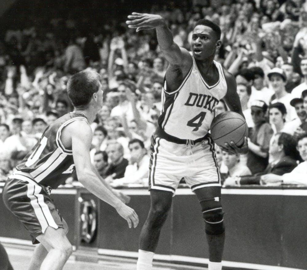 Former Duke guard Kenny Blakeney is in his second season as Howard's head coach.