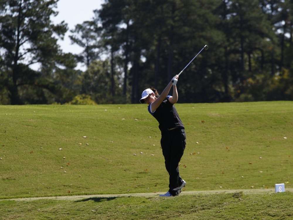 Sophomore Leona Maguire is kicking off a busy summer with the NCAA championship before competing in several international events to try to qualify for the Olympics.