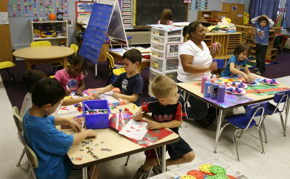 <p>Researchers examined two early childhood education programs and found that they benefit students through elementary school.&nbsp;</p>