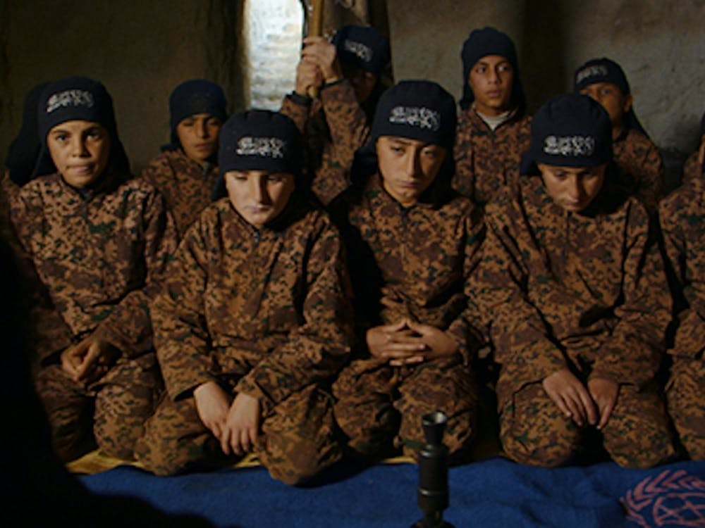 "Director Talal Derki's ""Of Fathers and Sons"" offers insight on a family of young boys trained by their father to become jihadis."