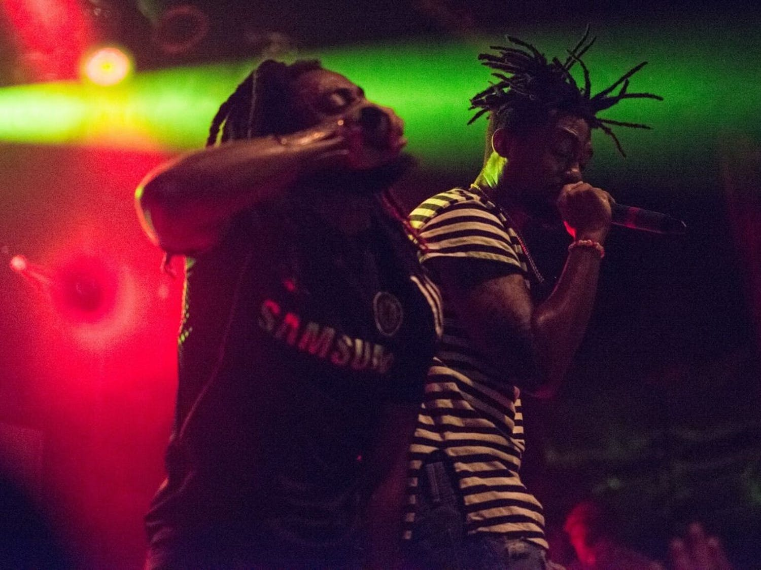 EarthGang in 2016.