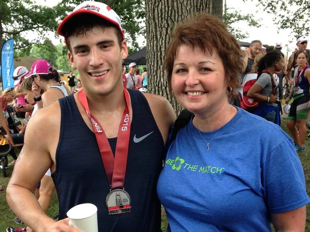<p>Daniel Cox, a graduate student studying both medicine and engineering, has raised more than $78,000 for Be The Match, an organization that pairs bone-marrow donors with cancer patients in need of a transplant.</p>