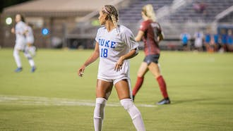Freshman forward Michelle Cooper has scored six goals in her first six college games.
