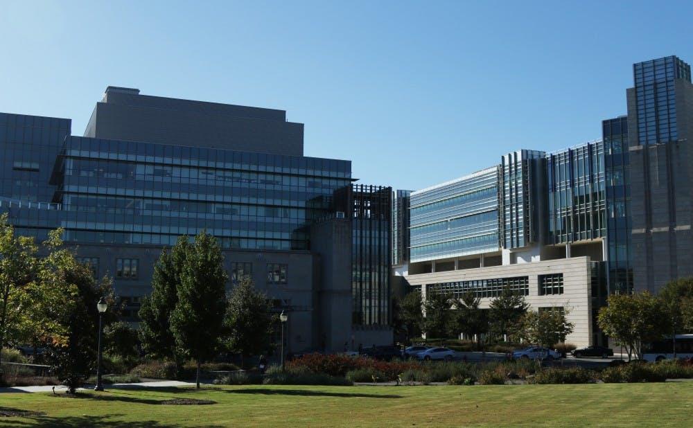 Duke University Hospital falls out of nation's top 20