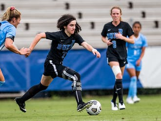 Sophomore Sophie Jones has quickly become one of the top players in the ACC.