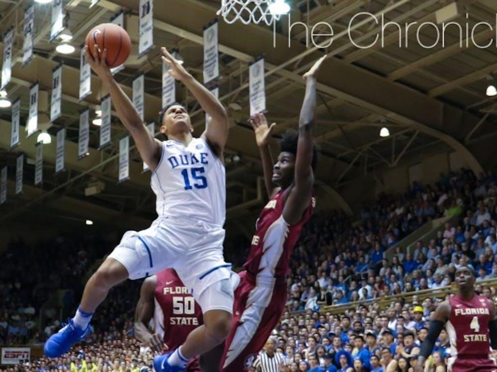 Freshman Frank Jackson will reportedly test the NBA Draft waters despite an inconsistent freshman season.