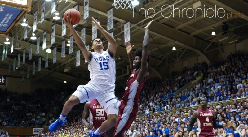 Freshman Frank Jackson will reportedly test the NBA Draft waters despite an inconsistent freshman season.