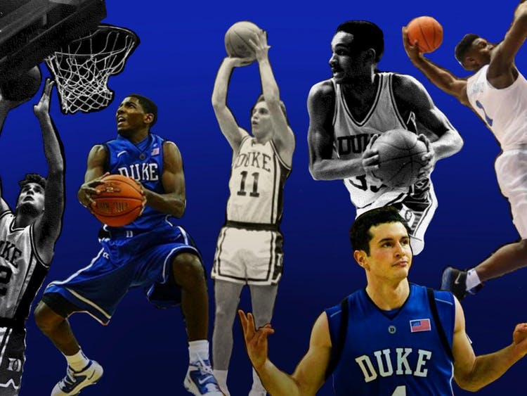 From Grant Hill to JJ Redick, the list of standout former Blue Devils goes on and on.