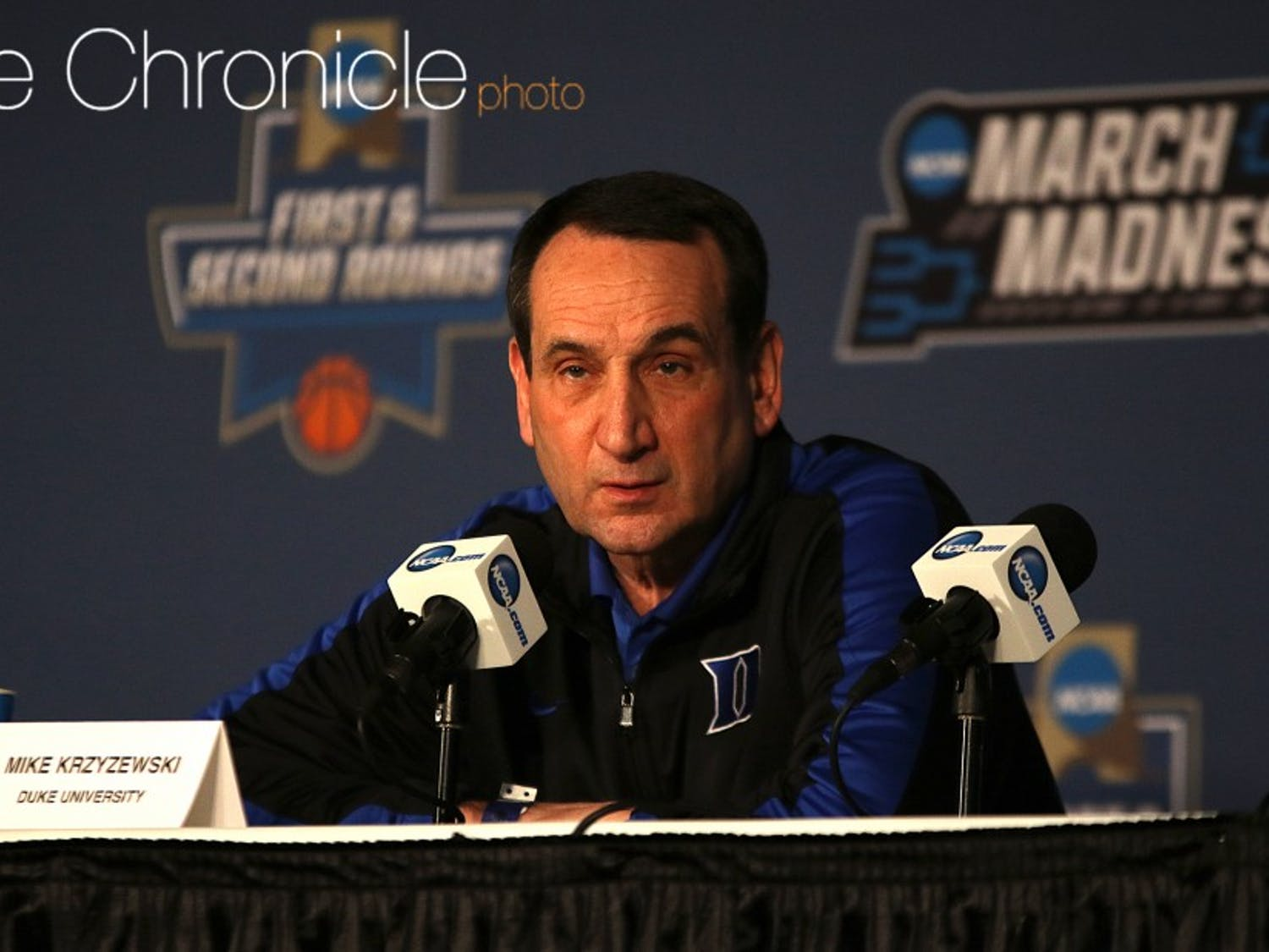 Head coach Mike Krzyzewski will have plenty of options to work with next season with a talented incoming class, especially if five-star center Marques Bolden commits to Duke.