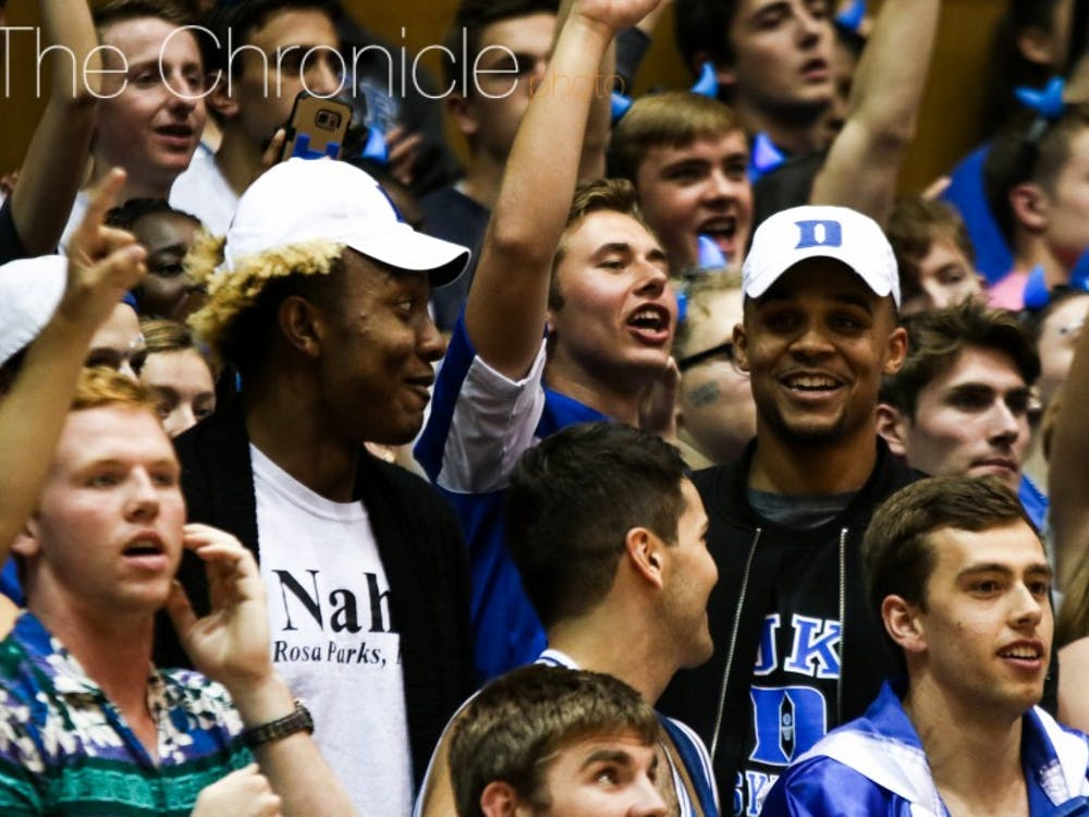 Gary Trent Jr. (right) became Duke's first five-star commitment in the Class of 2017 Thursday.