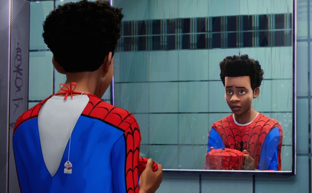 Spider-Man: Into the Spider-Verse' is a novelty, not a ...