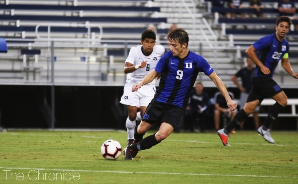 Daniele Proch scored his 28th and final goal Wednesday.