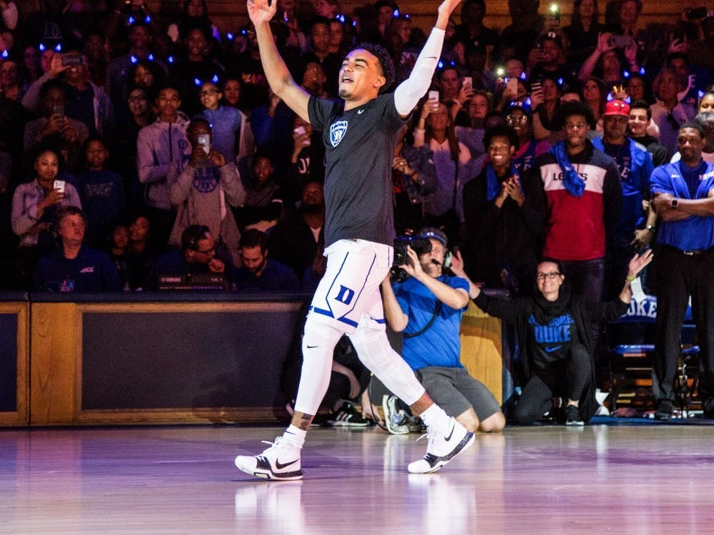 Countdown to Craziness is typically one of the hottest destinations for top men's basketball recruits