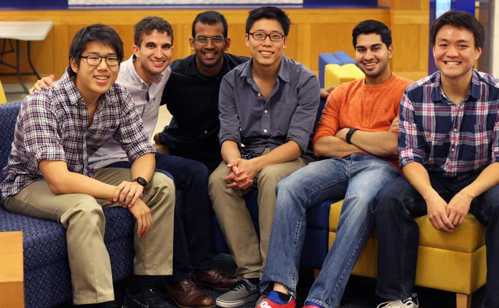 <p>Six Duke students have created a startupthat does satellite farm imaging and is generating $80,000 in annual revenue through yearly client contracts.</p>