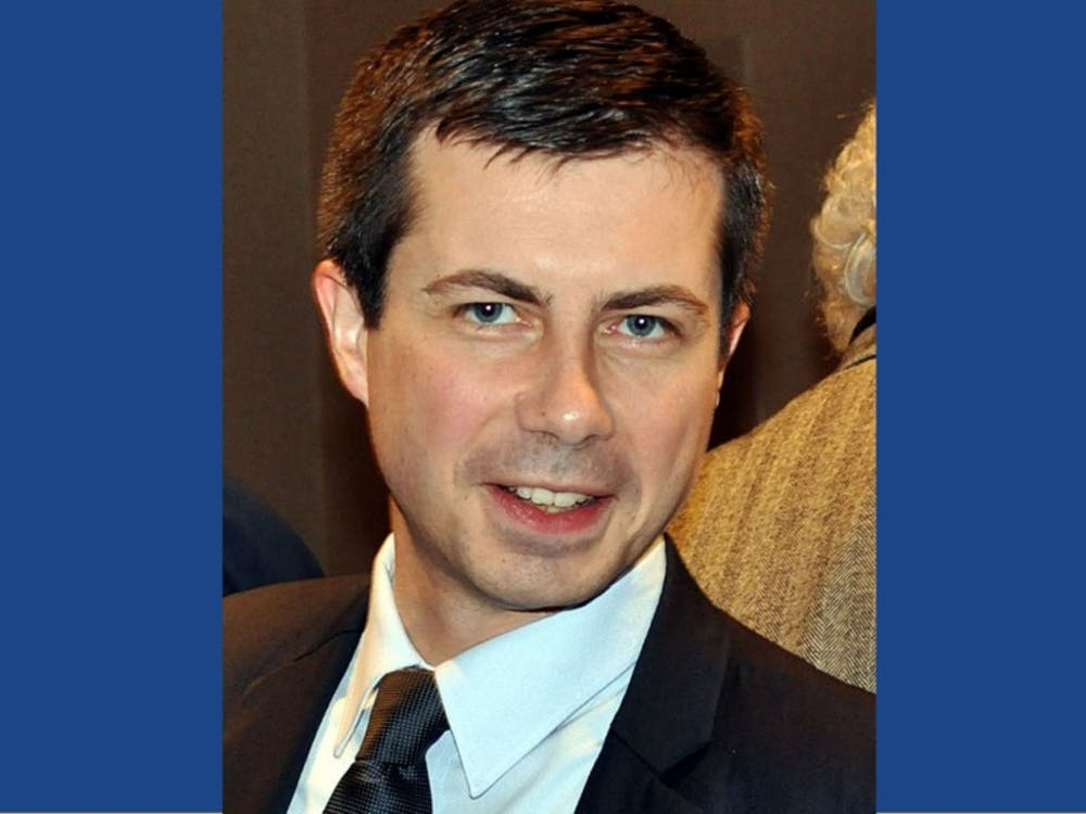 Pete Buttigieg, Democratic candidate for U.S. president. Courtesy of Wikimedia Commons.