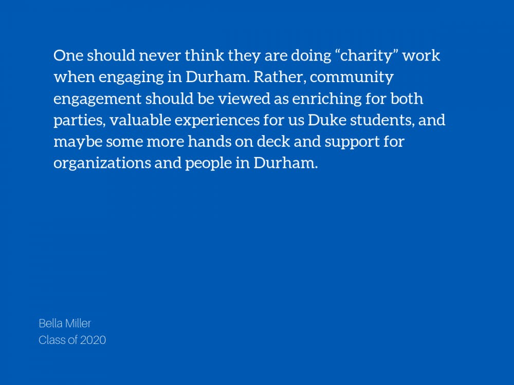 Ten ways to be ethically engaged in Durham - The Chronicle