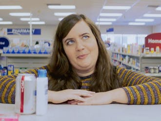 "Aidy Bryant plays Annie Easton, a fat woman navigating a hostile world, in Hulu's new series ""Shrill."""