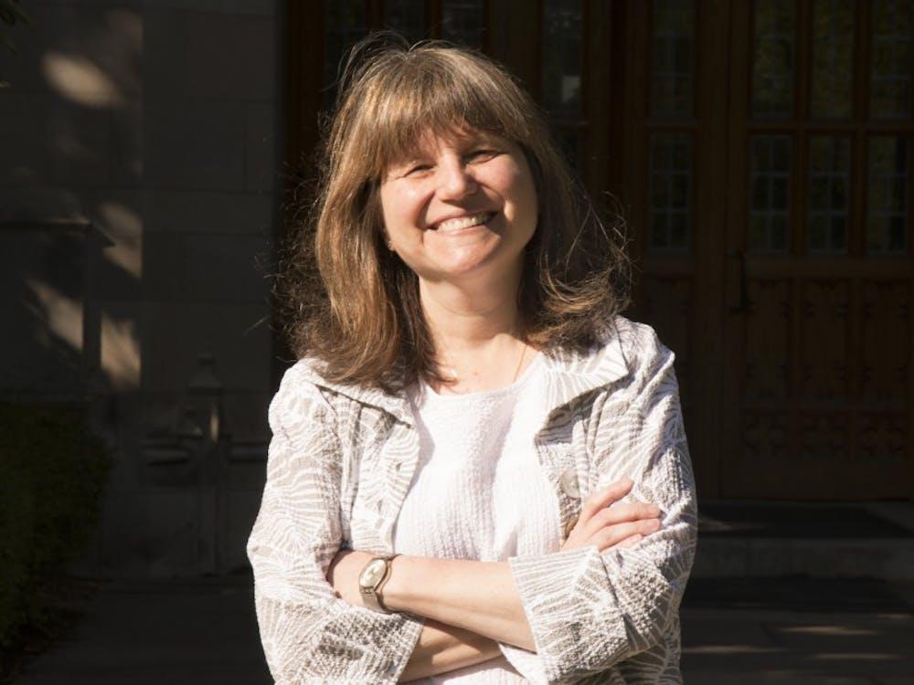 Sally Kornbluth is Duke's first female provost.
