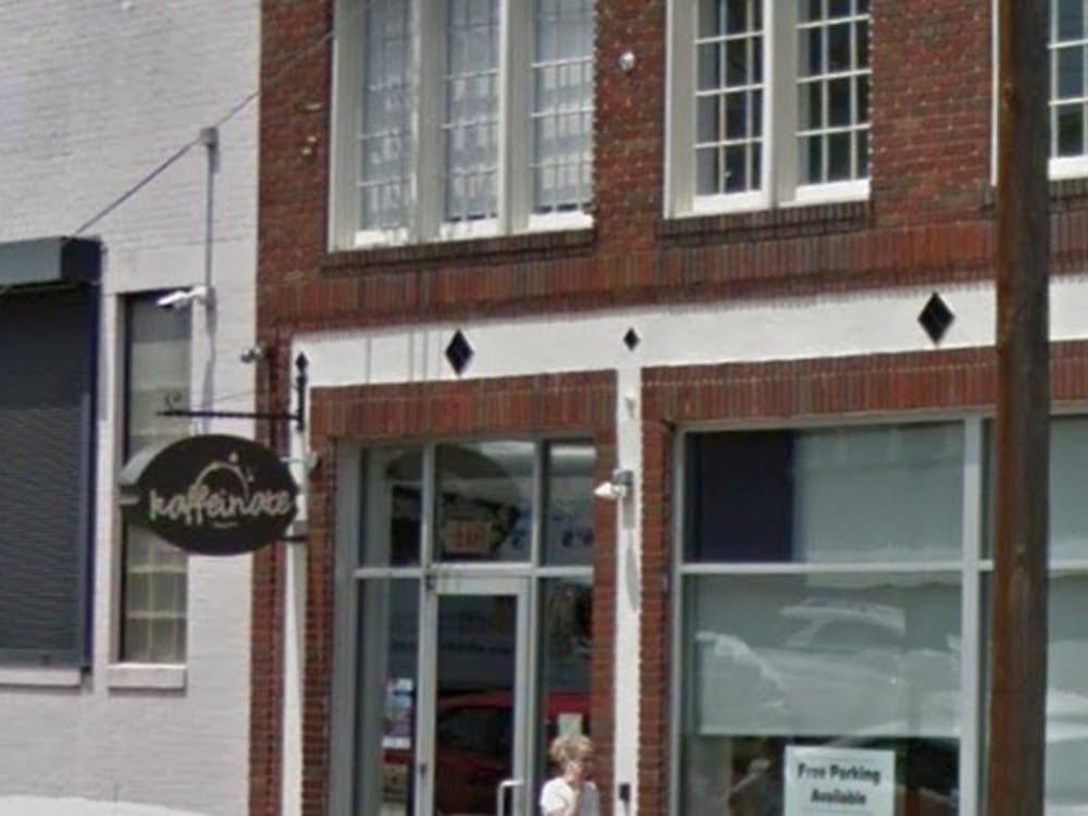 Street view of Kaffeinate coffee shop prior to last week's incident | Courtesy of Google