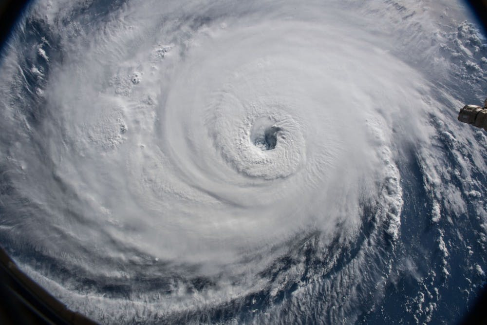 The Anatomy Of A Hurricane Exploring Florences Causes And