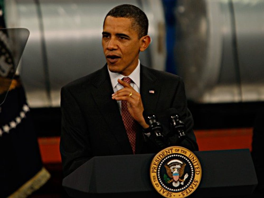 President Barack Obama visited Celgard, a Charlotte-based supplier to the lithium battery industry, Friday.