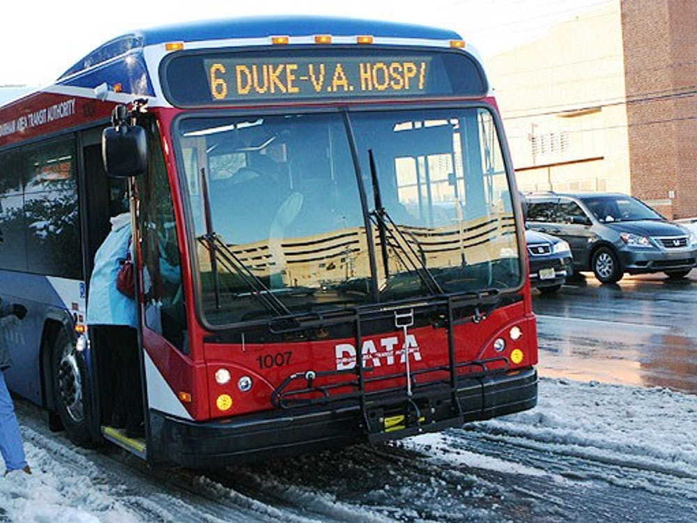 Durham Area Transit Authority's new hybrid buses are expected to return the initial investment of $10.7 million within 10 years.