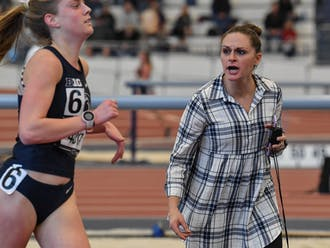 Angela Reckart is now the head coach of Duke's men's and women's cross country teams.
