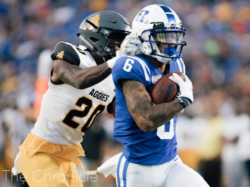 Extra Point vs  North Carolina A&T: Duke extends its home