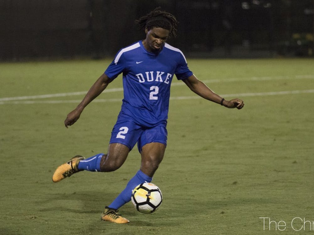 Carter Manley and the Blue Devils will need to do a better job of preventing and defending dangerous set pieces to pick up a win at Syracuse.
