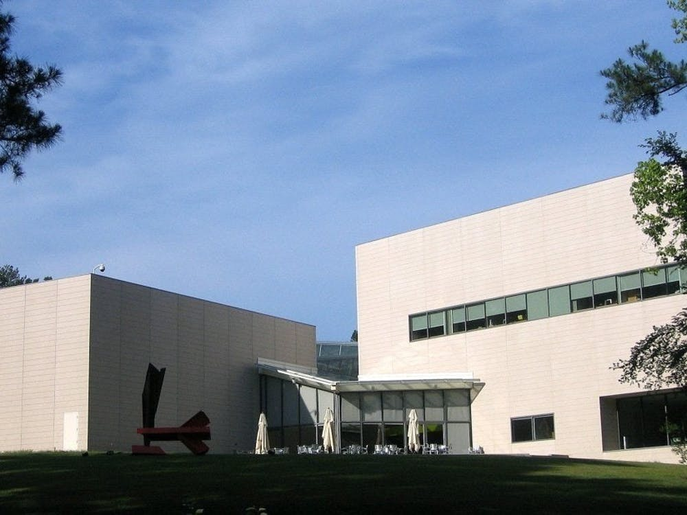 <p>The Nasher Museum of Art.</p>