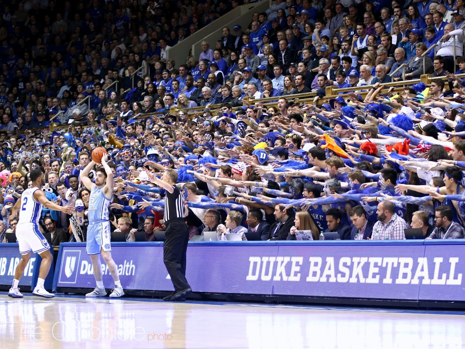 The Cameron Crazies will be packed in to Cameron Indoor Stadium Friday for Countdown to Craziness.