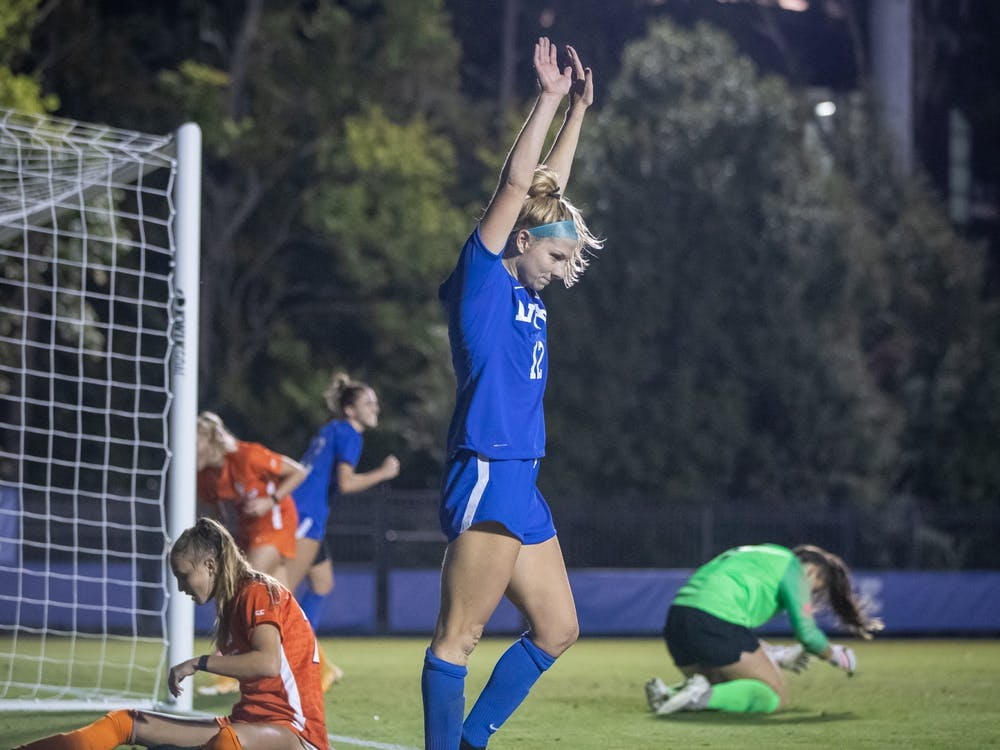 Duke women's soccer is living up to its billing as one of the best teams in the country.